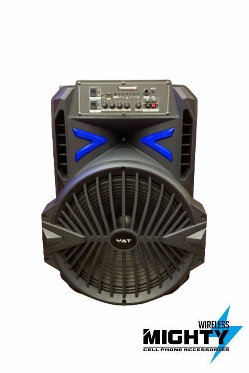 YAT Bluetooth Portable Speaker Wholesale 15INCH-YM1504
