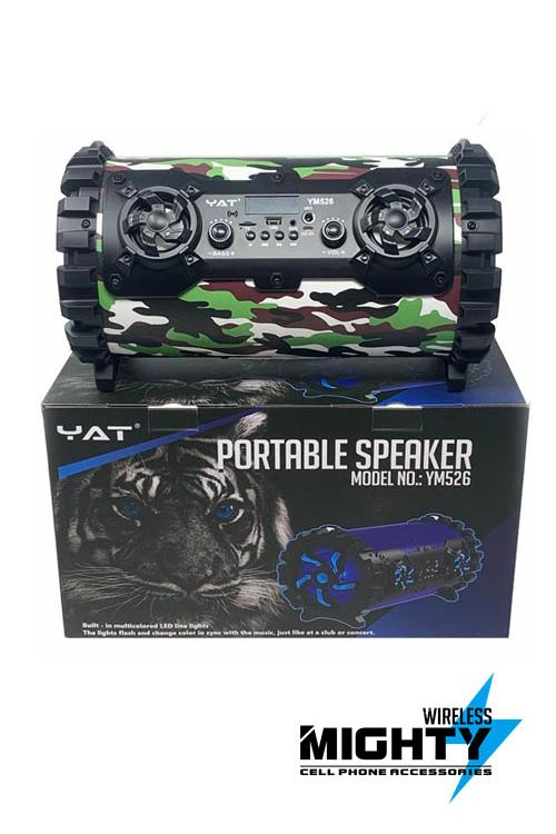 YAT Bluetooth Wholesale Speaker Bazooka-YM526