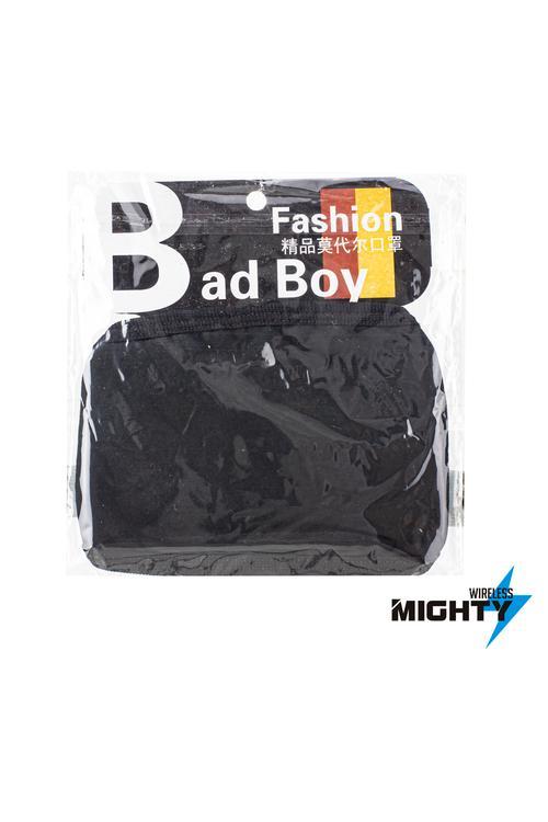 BAD BOY MASK - BLACK - BDMASK-BLACK