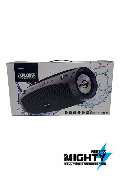 HOOKED Bluetooth Speaker Super Bass Wholesale-HD-29