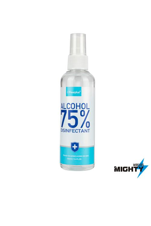 Fourplus - Alcohol 75% Disinfectant - FOURPLUS-DISINFECTANT