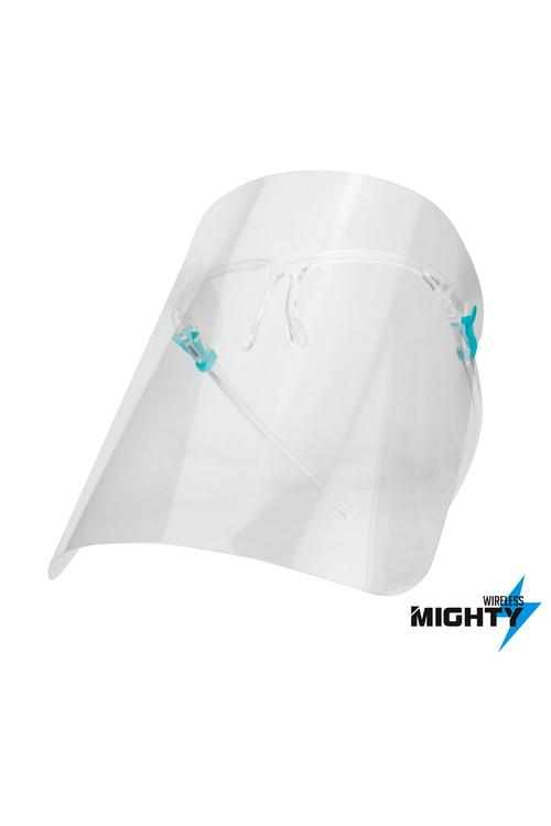 Face Shield Glasses - Clear - FSG-CLEAR
