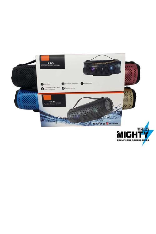 H6 Bazooka Wholesale Bluetooth Speaker - H6