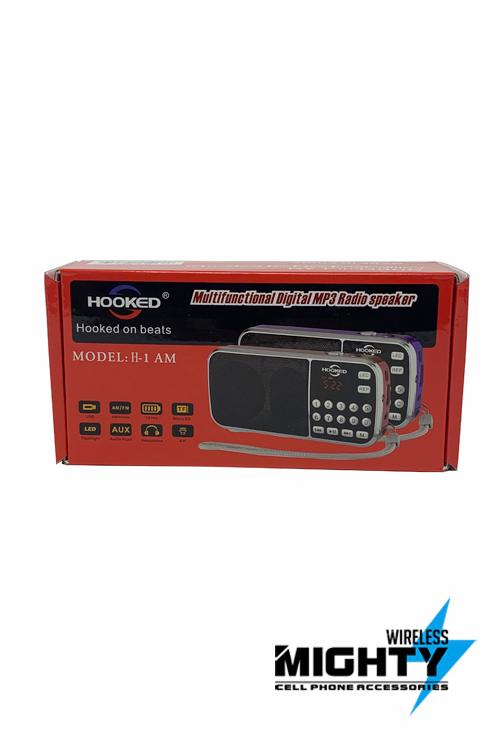 HOOKED AMFM Speaker Wholesale-H-1AM