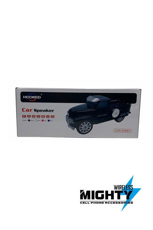 HOOKED Bluetooth Lowrider Truck Speaker Wholesale-CAR-558BT