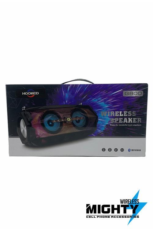 HOOKED Bluetooth Speaker Bazooka Wholesale-G800