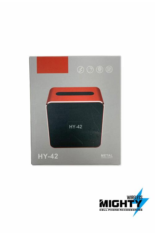Office Table High Quality Bluetooth Portable Speaker Wholesale-HY42