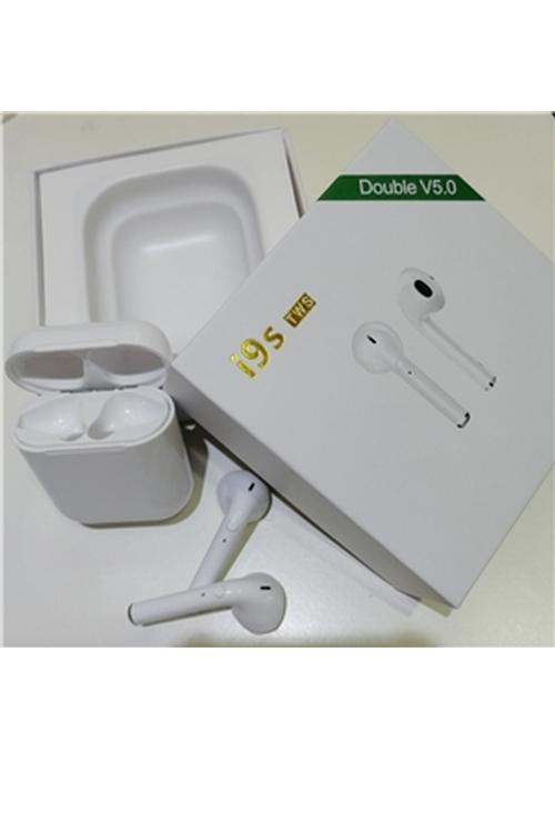 TWS I9S Wholesale Wireless Earphone Bluetooth 5.0 Binaural Call Headset  - I9STWS
