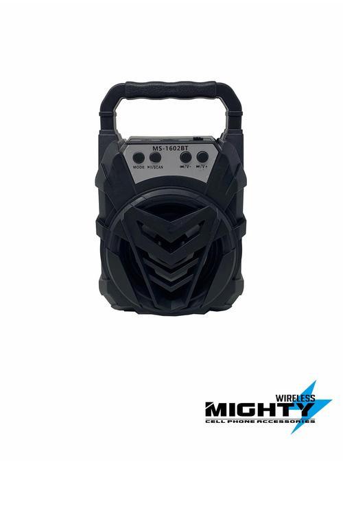 Handheld Party Wholesale Bluetooth Speaker - MS-1602BT