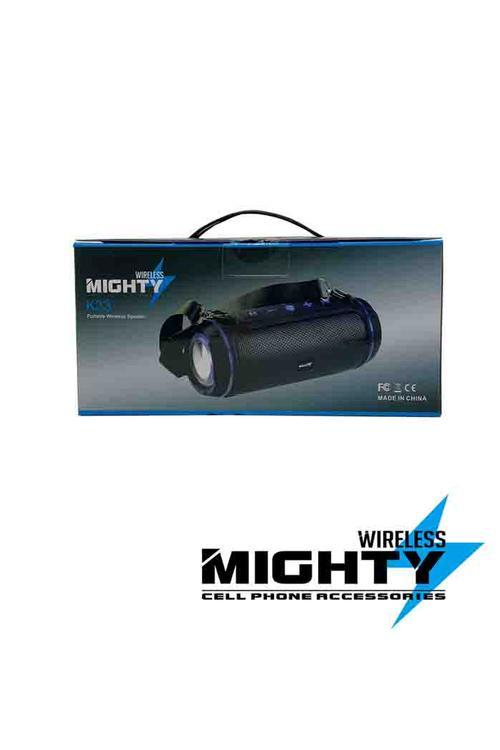 Bazooka Wholesale Bluetooth Speaker K33