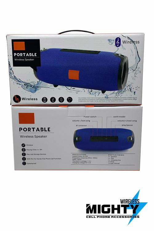 Powerful Bluetooth Speaker Wholesale-TG118