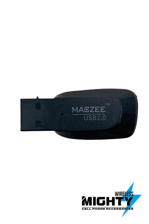Memory Card Reader Plastic MW216