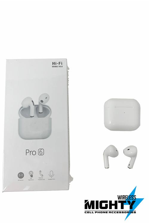 Airpods Pro 6 TWS Wholesale Bluetooth-MWPRO6