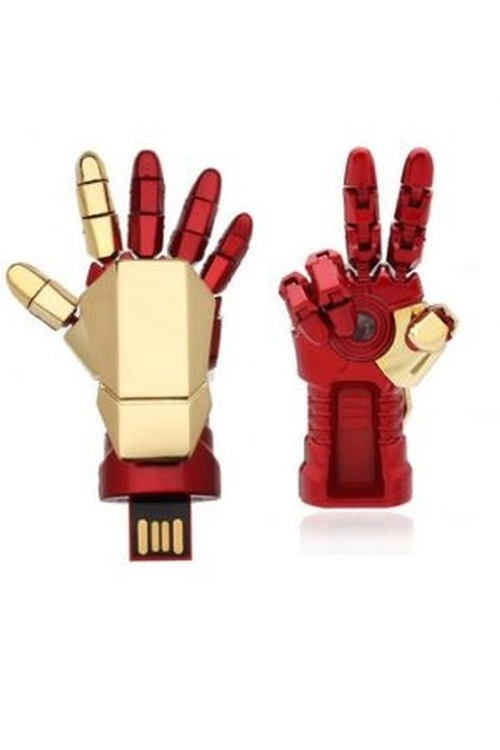 8GB Wholesale Iron Hand USB - IRON8GB