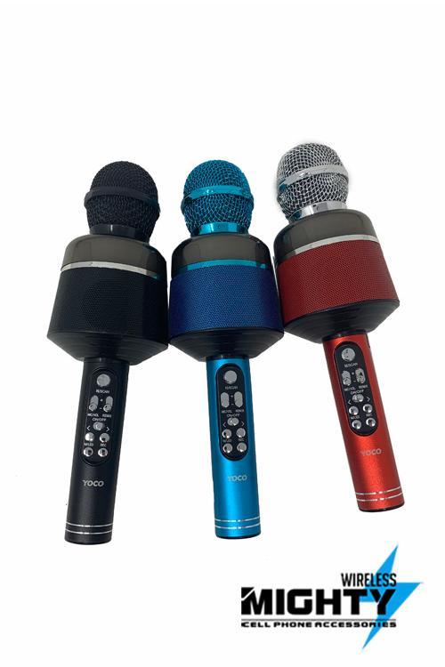 YOCO Bluetooth Microphone Karaoke Speaker Wholesale-KS02