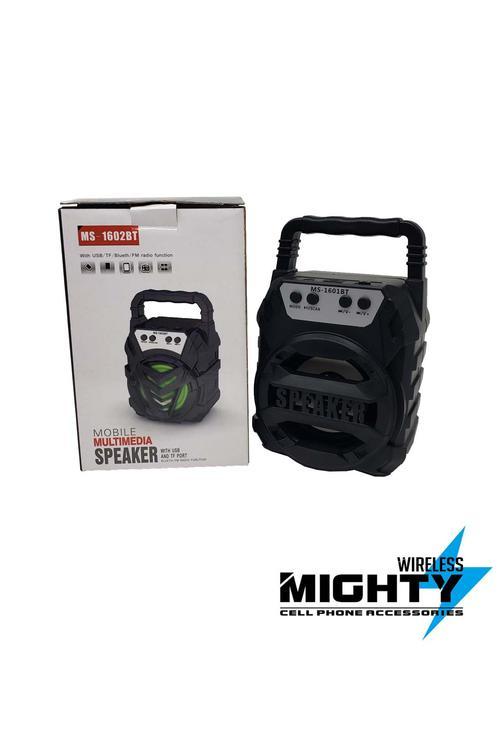 Handheld Party Wholesale Bluetooth Speaker - MS-1601BT