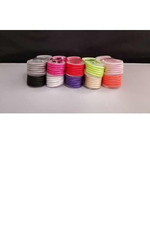 Wholesale Phone Cables - 1.5m FABRIC ROUND CABLE - MW1.5M