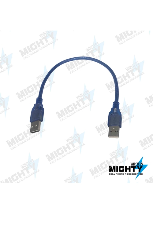 USB to USB Wholesale Cable available in 10inches,3ft,6ft, and 10ft - MW103