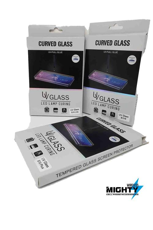Wholesale UV Glass Protector for S10 Models - MW109