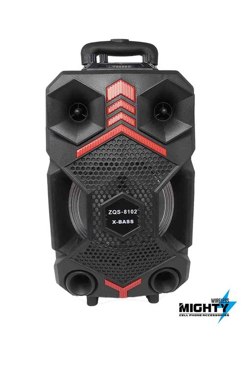 8inch Bluetooth Speaker with Microphone MW191