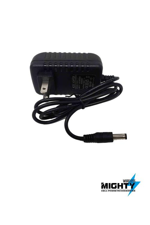 Speaker Charger available in 5v, 9v, 12v, and 15v MW193