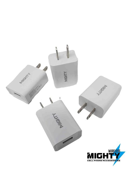 Single 2A Mighty Wall Charger MW229