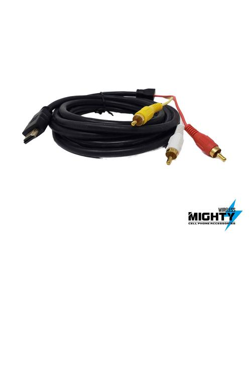 HDMI to RCA Cable 10FT MW234