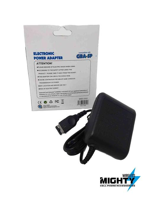 Charger for Gameboy SP SND-3101