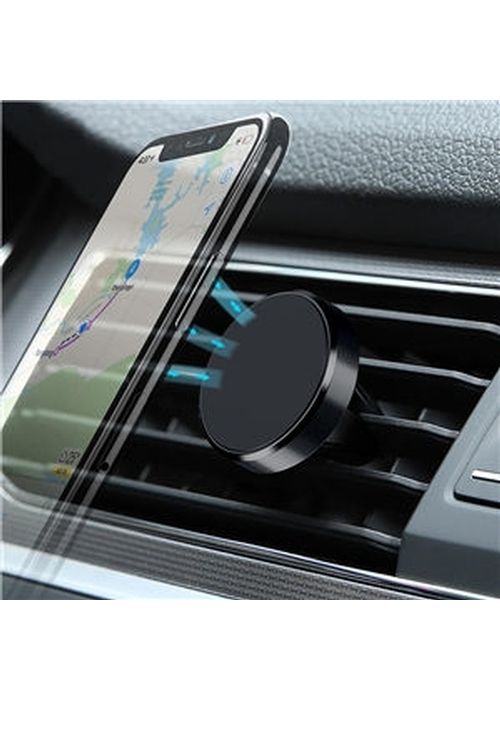 Magnetic Wholesale Air Vent Mount for Mobile Devices - MW43