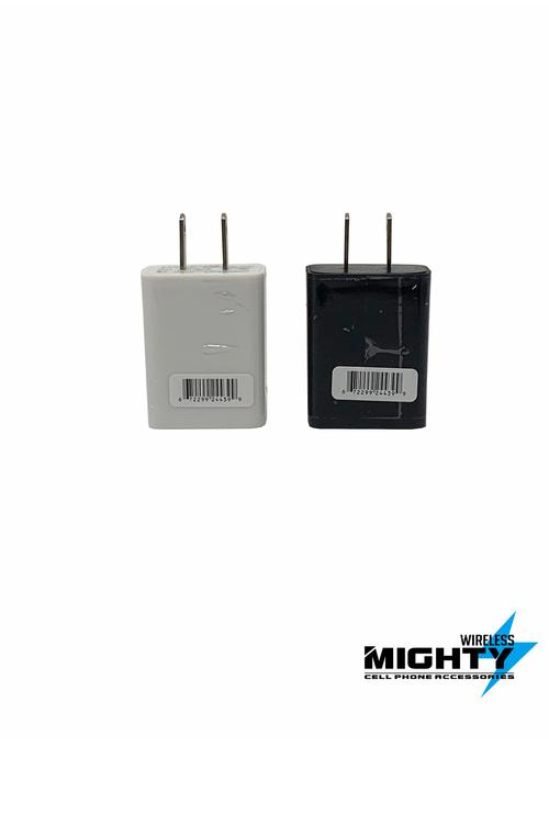 Wall Charger 1 AMP Single USB Port Wholesale-MW615
