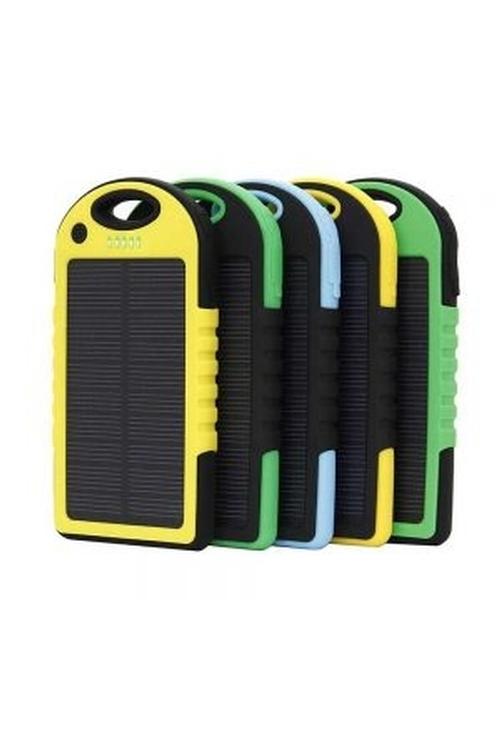 Wholesale Solar Waterproof Powered Powerbank - MW67