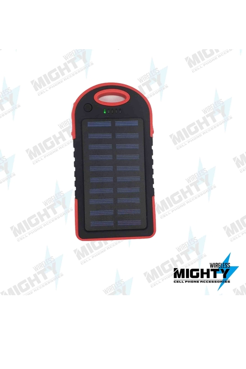 Wholesale Solar Charger with LED - MW68