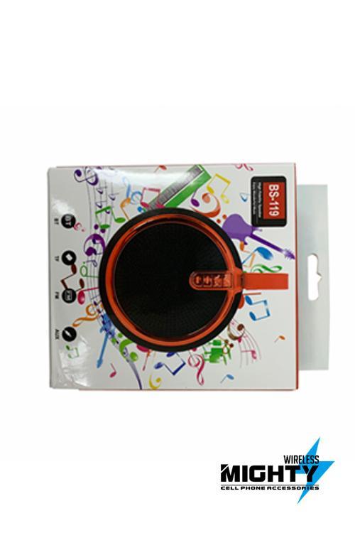 Portable Pocket Bluetooth Speaker Wholesale-BS119