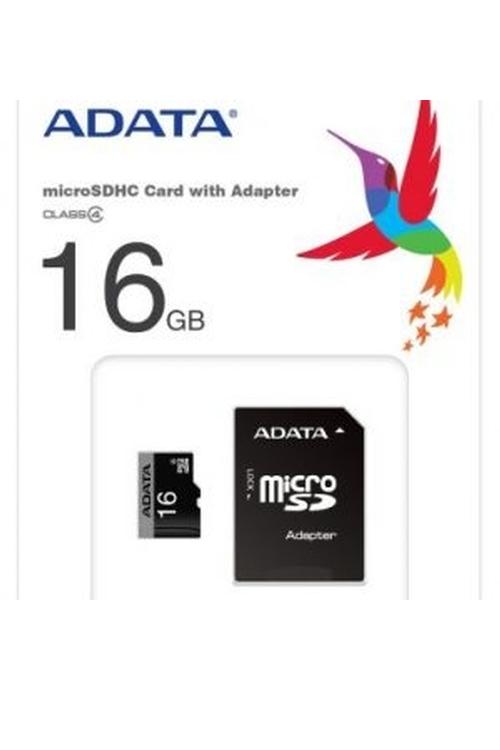 Adata Wholesale 16GB Mirco SD Memory Card - SD16GB