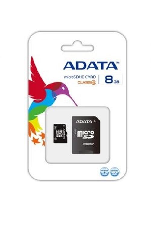 Adata Wholesale 8GB Micro SD Memory Card - SD8GB