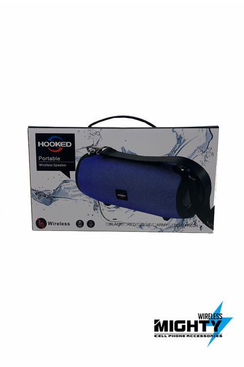 HOOKED BLUETOOTH SPEAKER Bazooka-HKTG-125