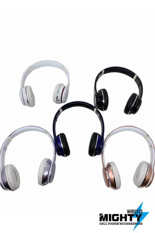 Over the Head Wireless Foldable Wholesale Headphones S460
