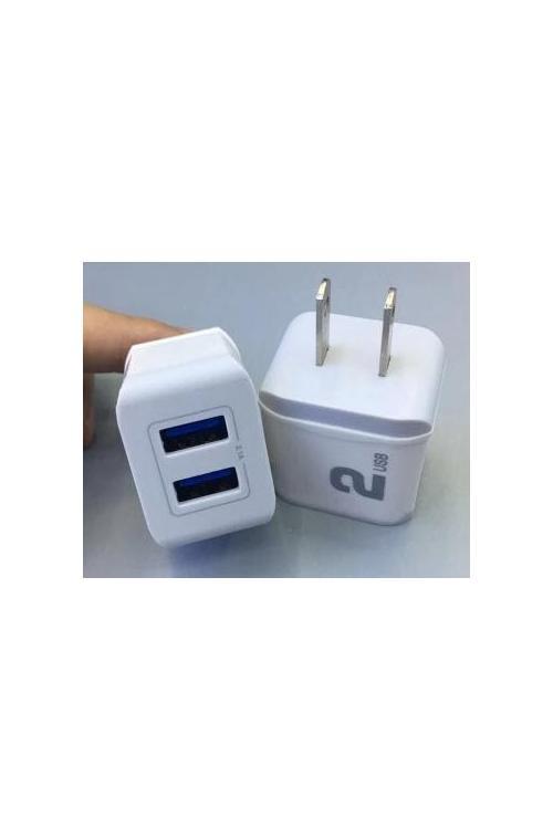 Dual Wall Plug MW128