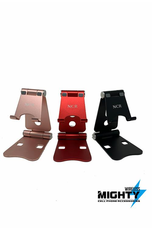 Aluminum Portable Foldable Phone Stand for All Phones NCR-H10