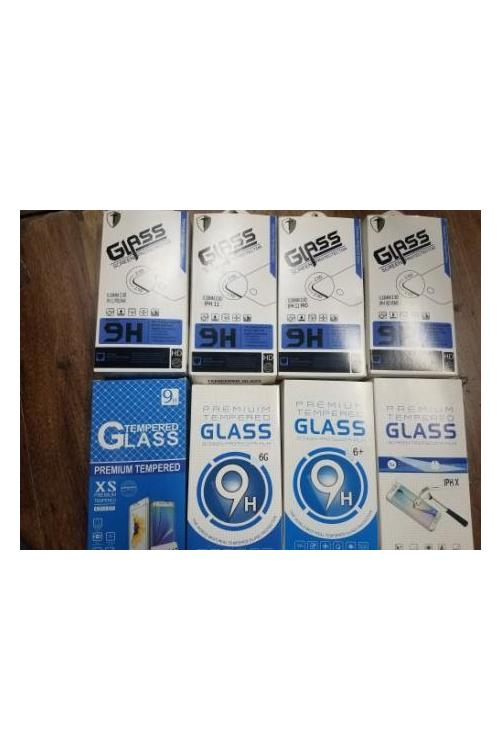 Standard Tempered Glass for all Iphones MW228