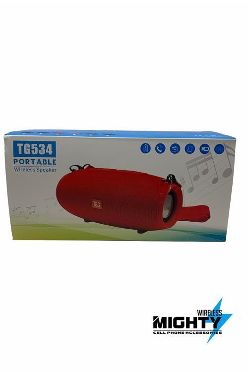 Bluetooth Tube Portable Wholesale Speaker by TG-TG534