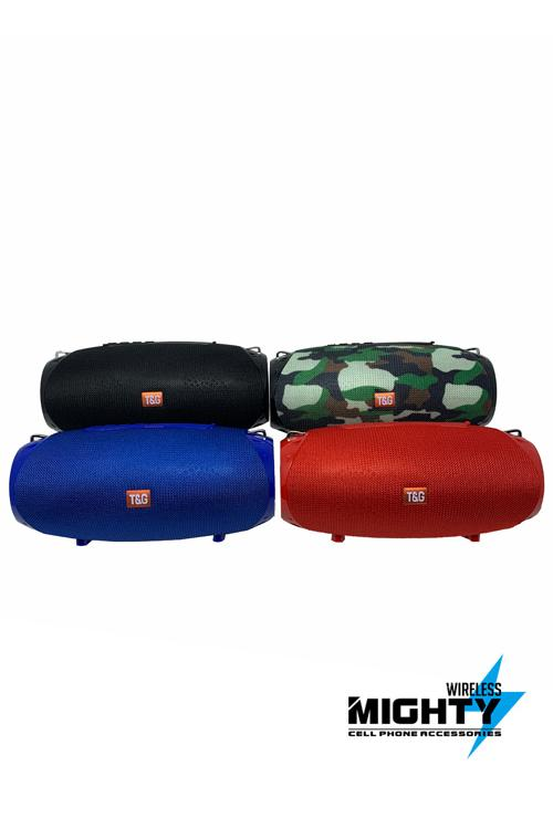 Bluetooth Tube Portable Wholesale Speaker by TG-TG534